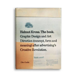 Helmut Krone: The Book