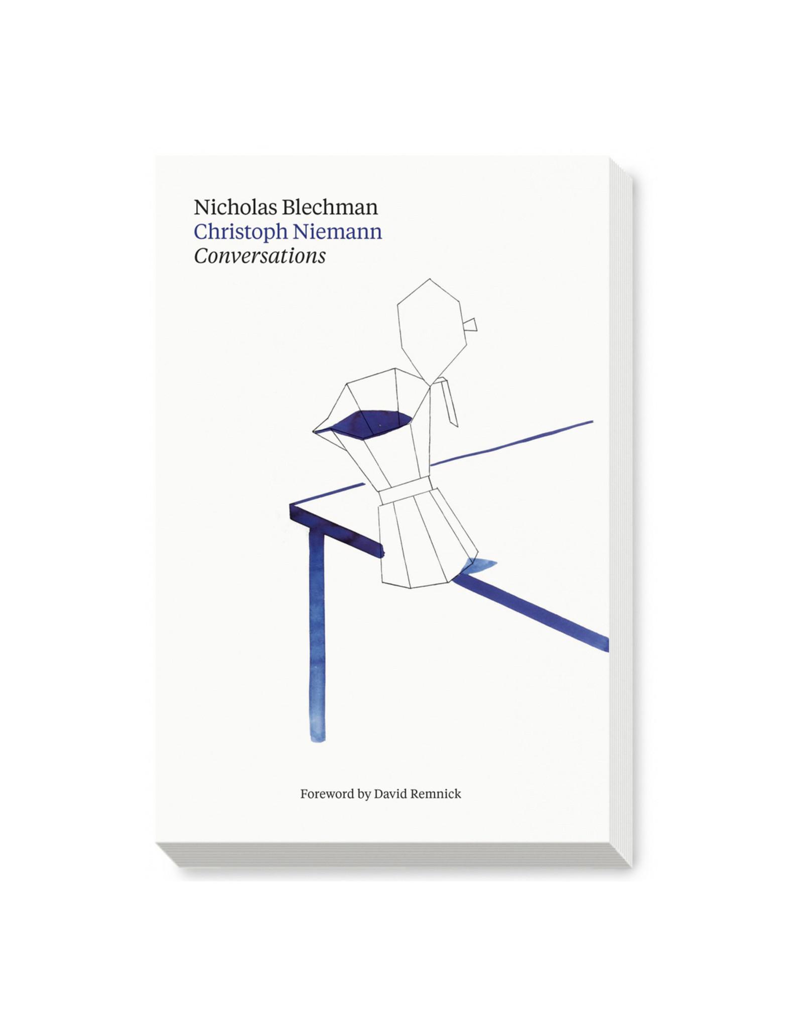 Conversations: Nicholas Blechman & Christoph Niemann