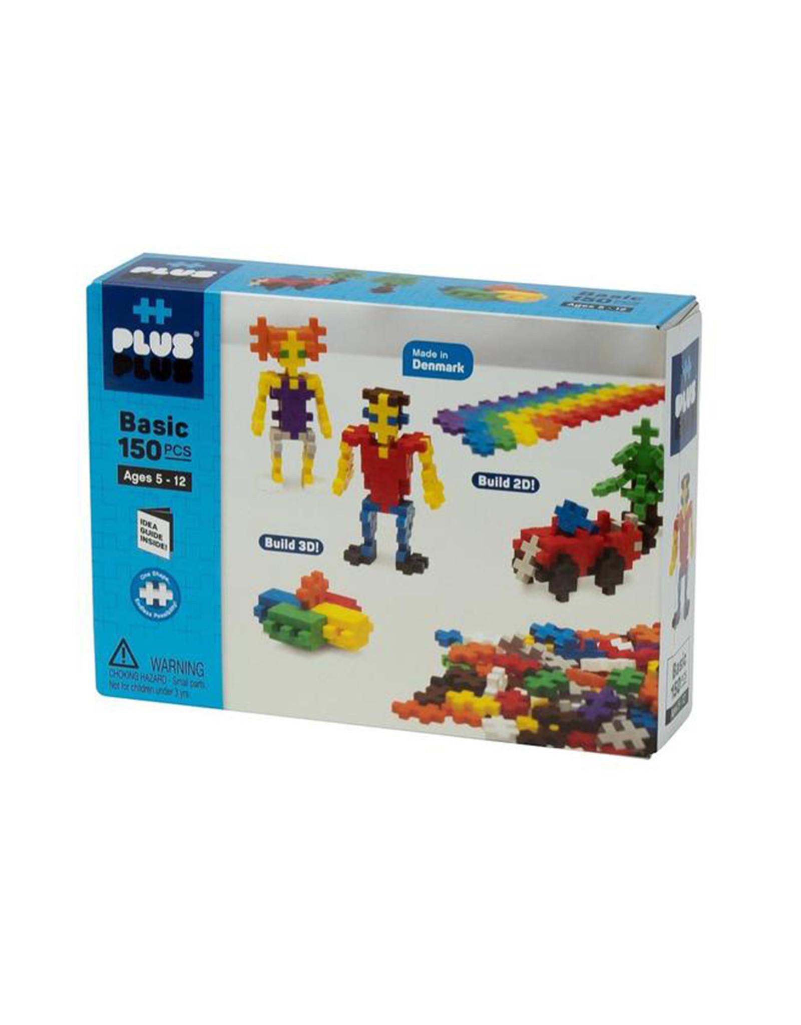 Plus Plus Mini, Basic 150 pieces