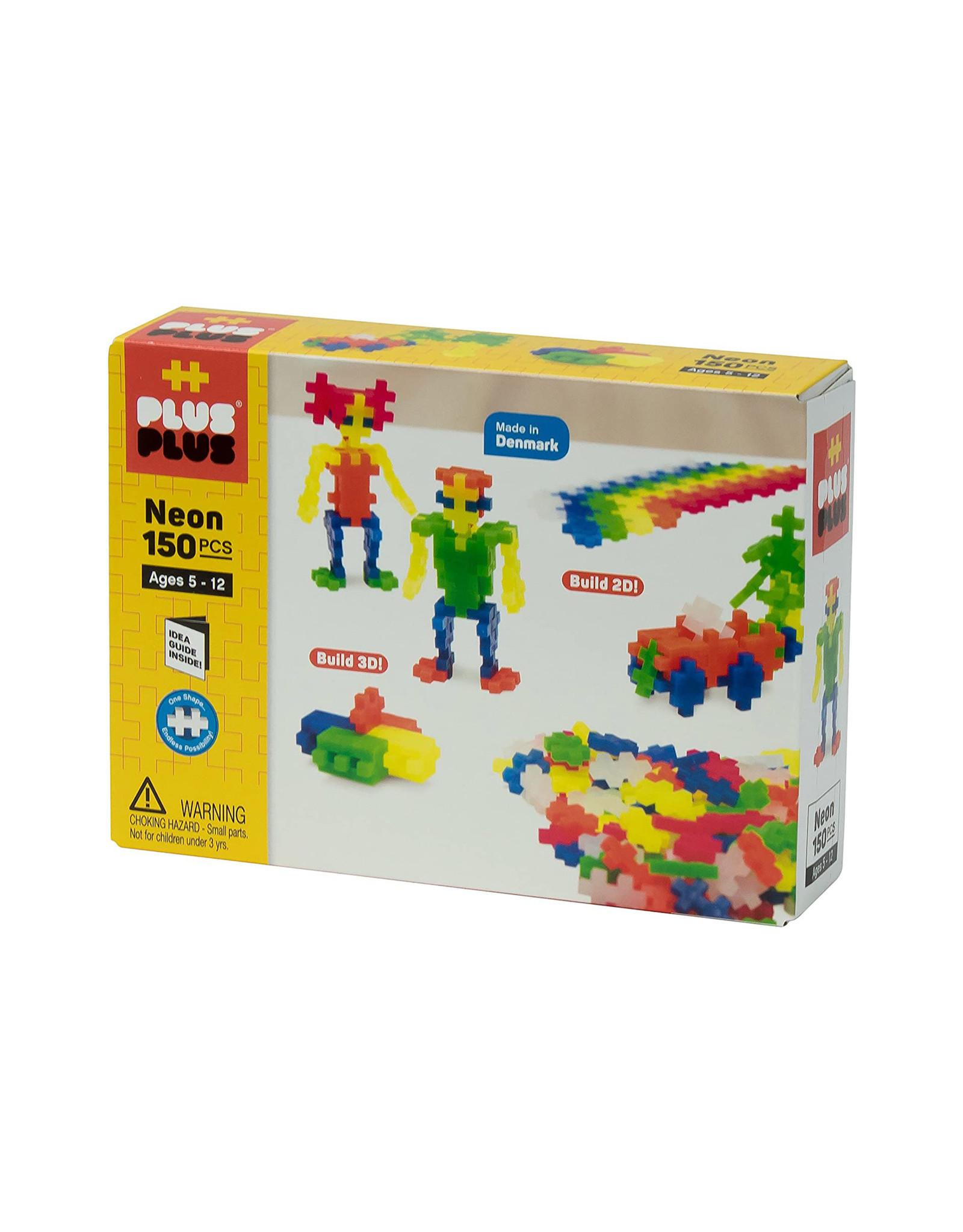 Plus Plus Mini, Neon 150 pieces