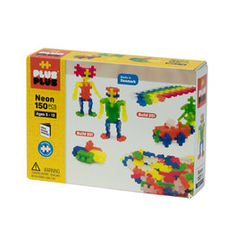 Plus Plus Mini, Neon 150 pieces