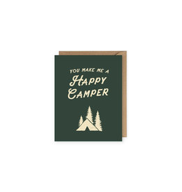 Anastasia Co Card Happy Camper