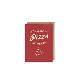 Anastasia Co Card Pizza My Heart