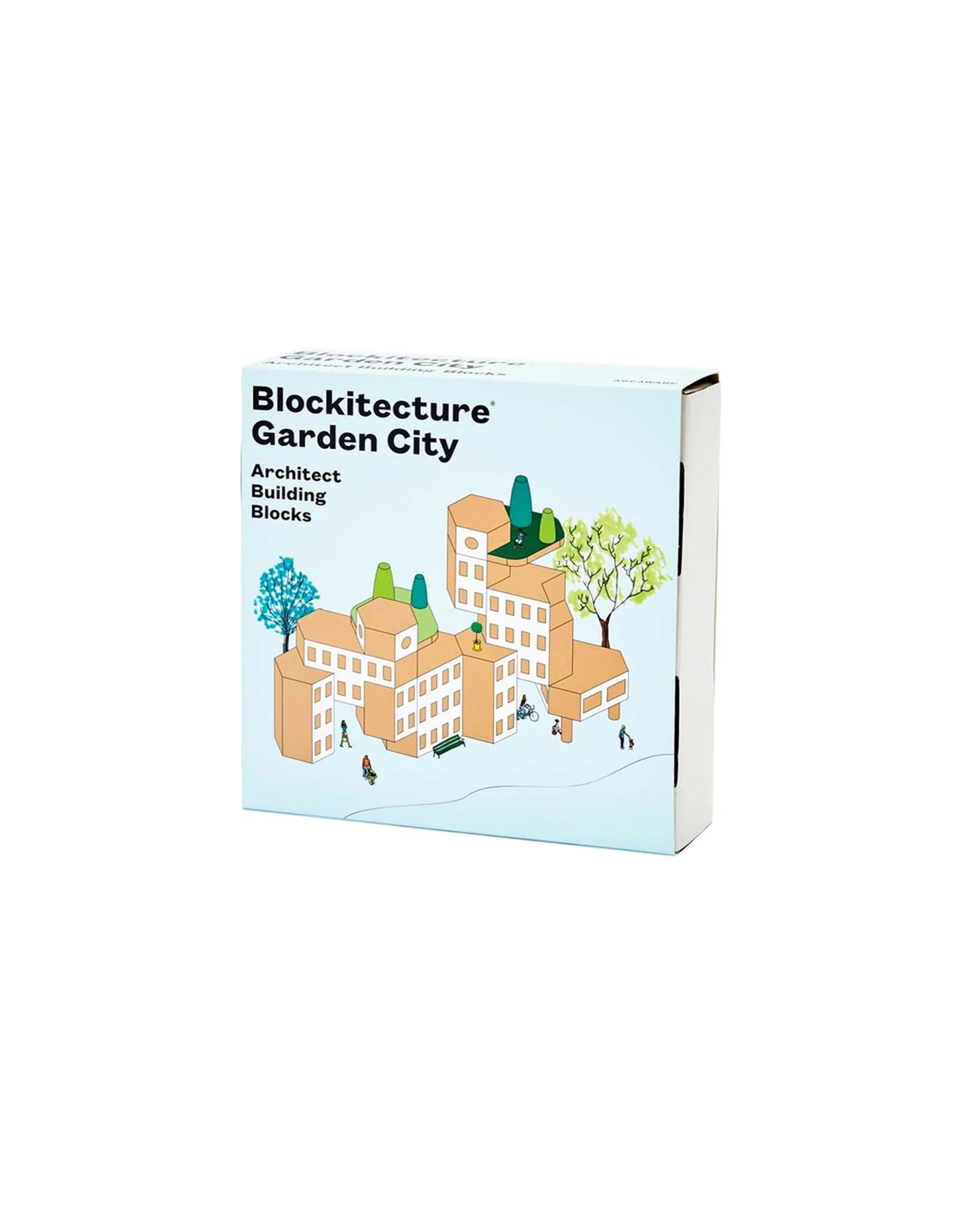 Areaware Blockitecture, SMALL Garden City