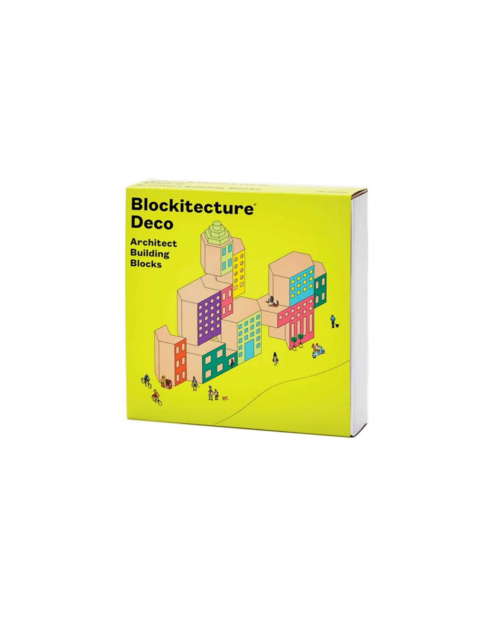 Areaware Blockitecture: Deco