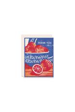 Heartell Press Blood Orange Card