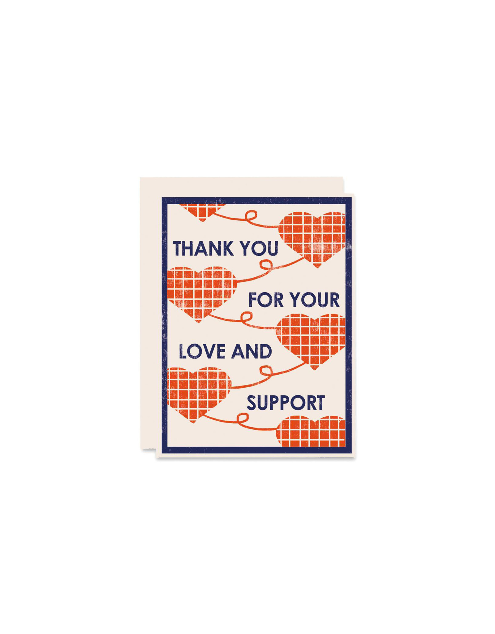 Heartell Press Love and Support Card