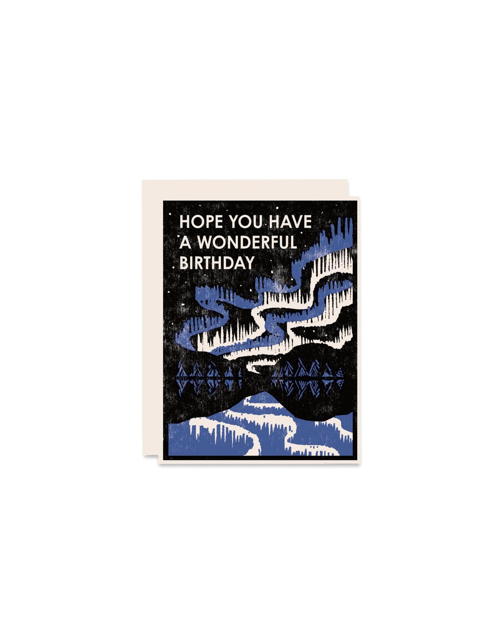 Heartell Press Wonderful Birthday Card