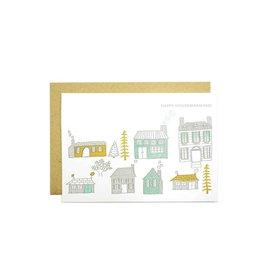 Egg Press Happy Housewarming Quaint Card
