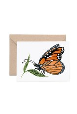 Lisa Vanin Notecard, Monarch