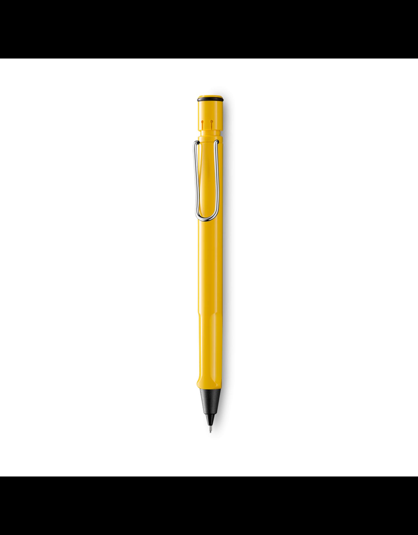 LAMY safari Mechanical Pencil, Yellow