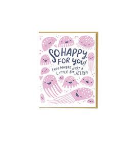 Hello Lucky Jelly Card
