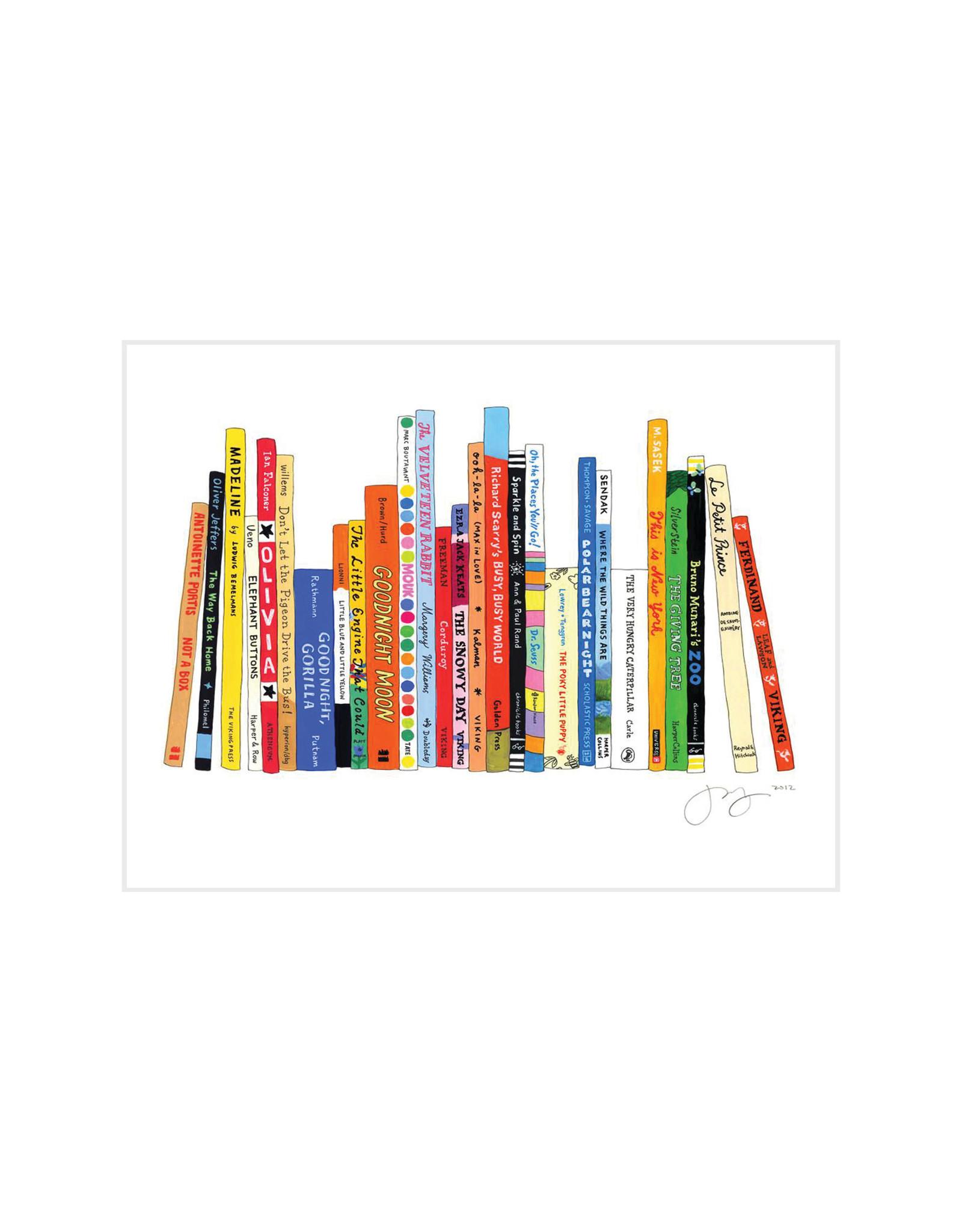 Ideal Bookshelf Kids Book Card
