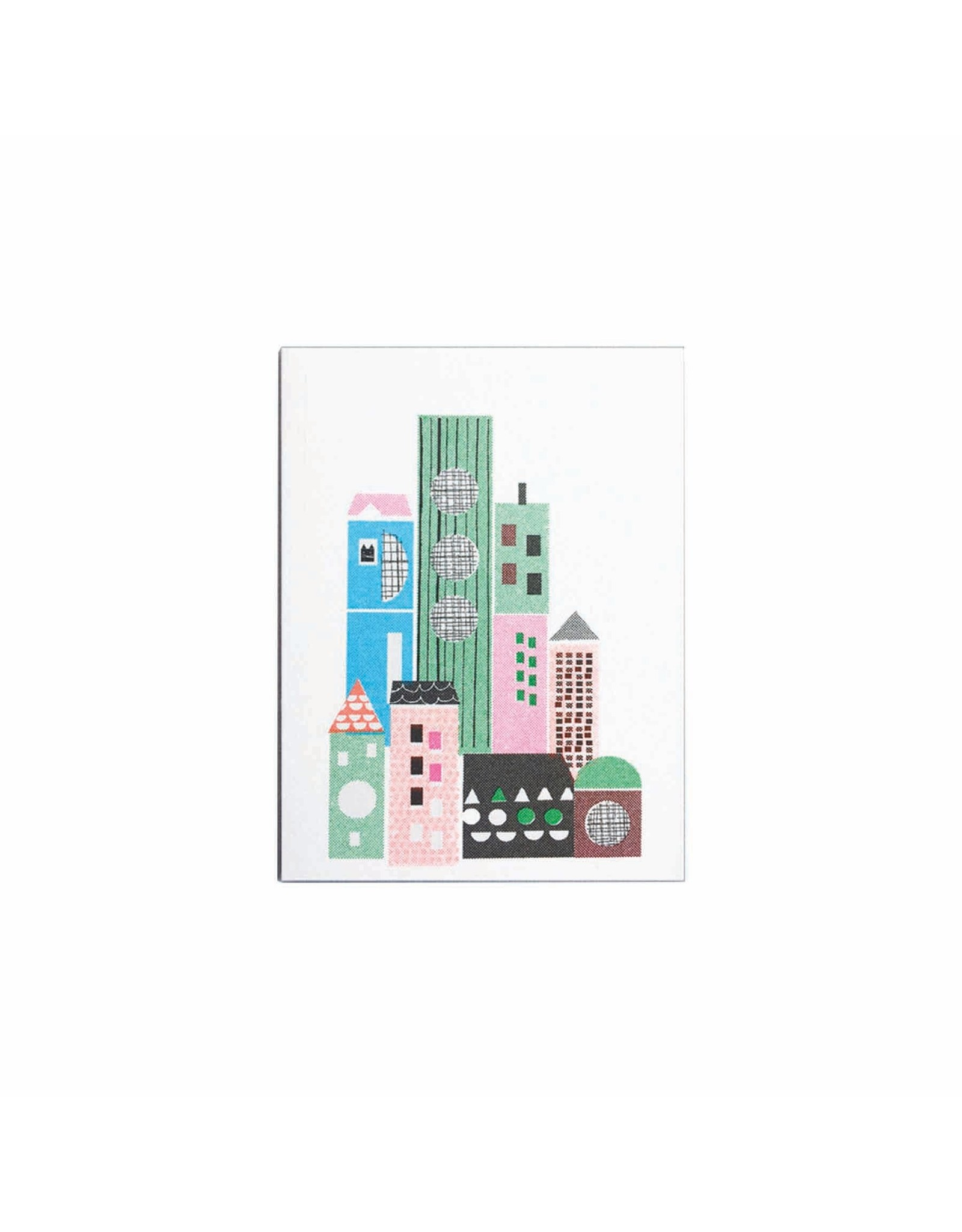Scout Editions Mini Card, Cityscape