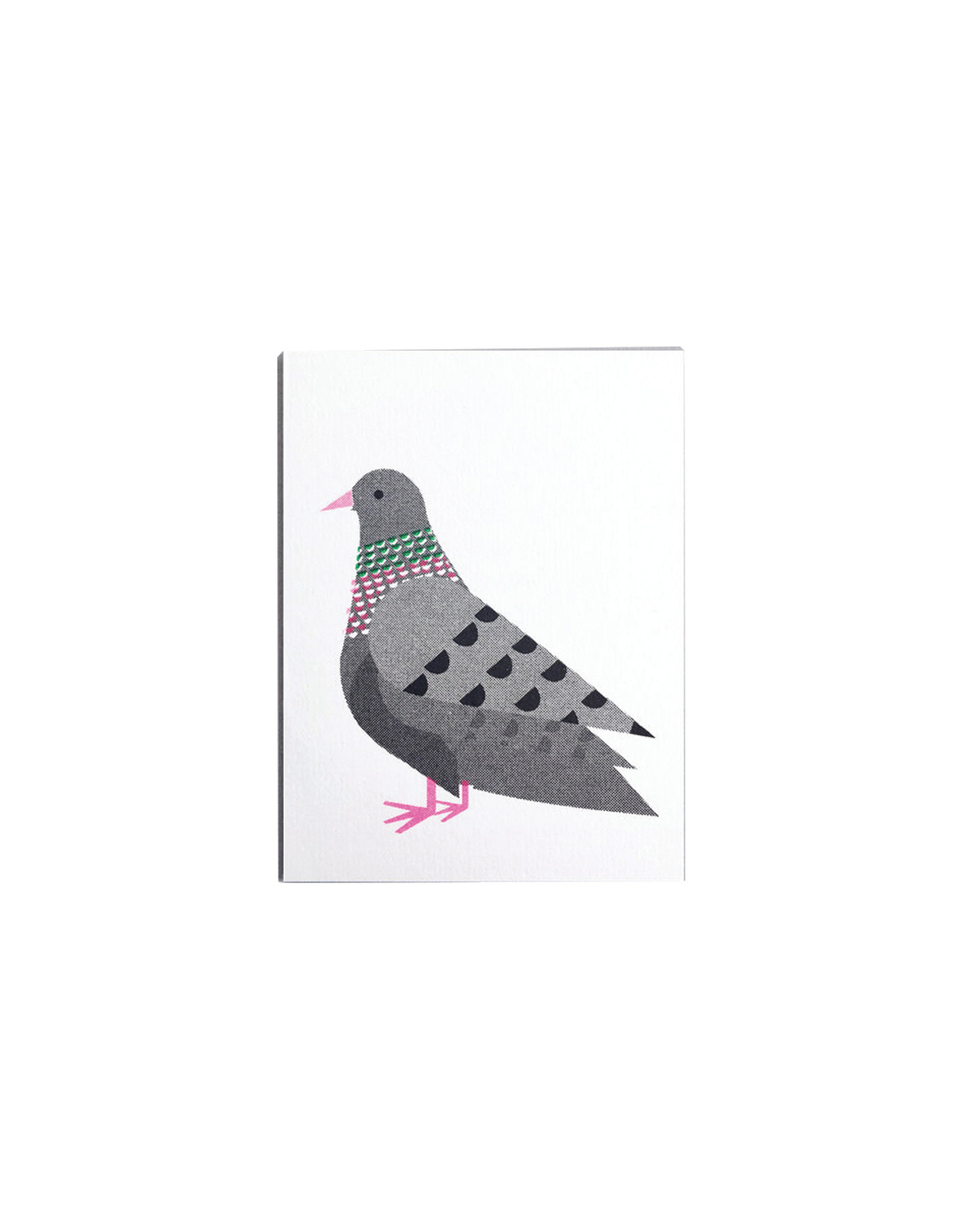 Scout Editions Mini Card, Pigeon