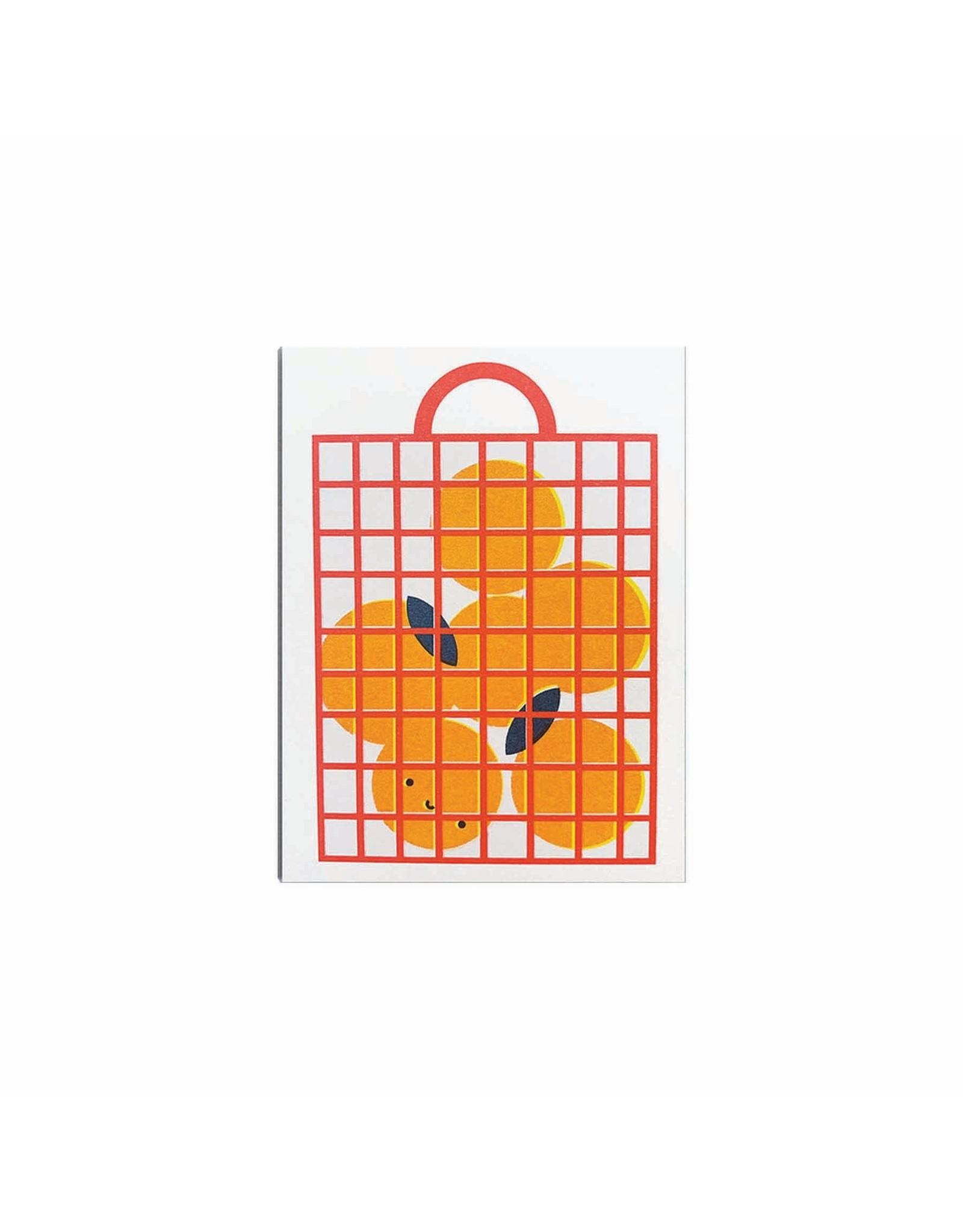 Scout Editions Mini Card, Sevile Orange Bag