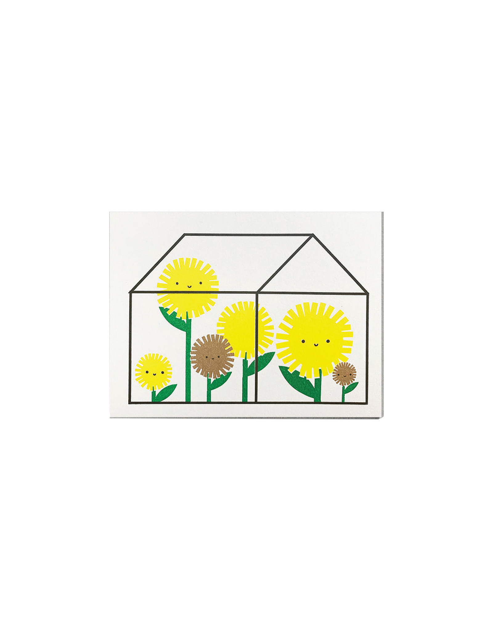 Scout Editions Mini Card, Sunflower House