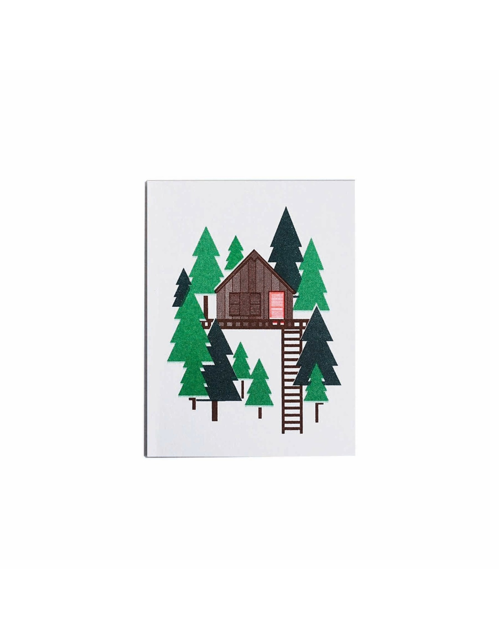 Scout Editions Mini Card, Treehouse
