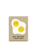 Worthwhile Paper Card, We Belong Together