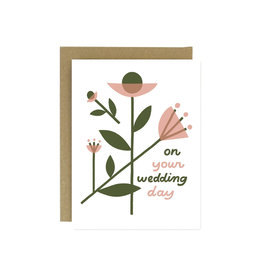 Worthwhile Paper Card, Wedding Day