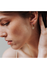 Lover's Tempo Harlowe Hoop Earrings