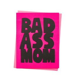 Ashkahn Bad Ass Mom Card