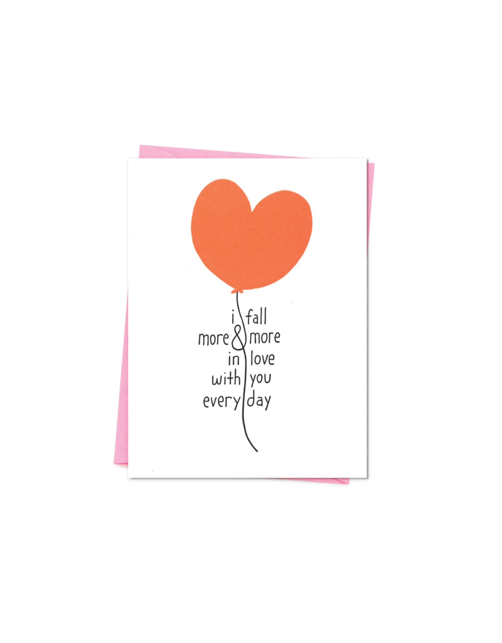 Ashkahn More and More in Love Card