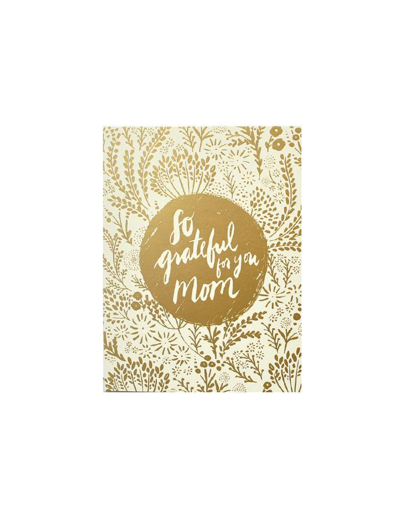 Hello Lucky Grateful for Mom Mother's Day Card