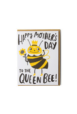 Hello Lucky Queen Bee Mother's Day Card