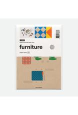 cardkit 0502: classic furniture & fish figure