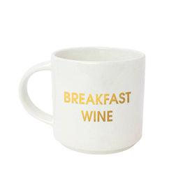 Chez Gagne Mug, Breakfast Wine