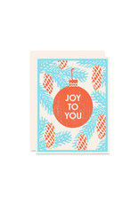 Heartell Press Joy To You Holiday Card