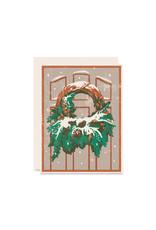 Heartell Press Snowy Wreath Holiday