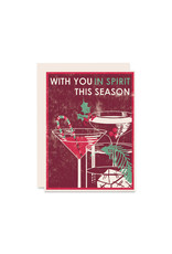 Heartell Press With You In Spirit Holiday Card