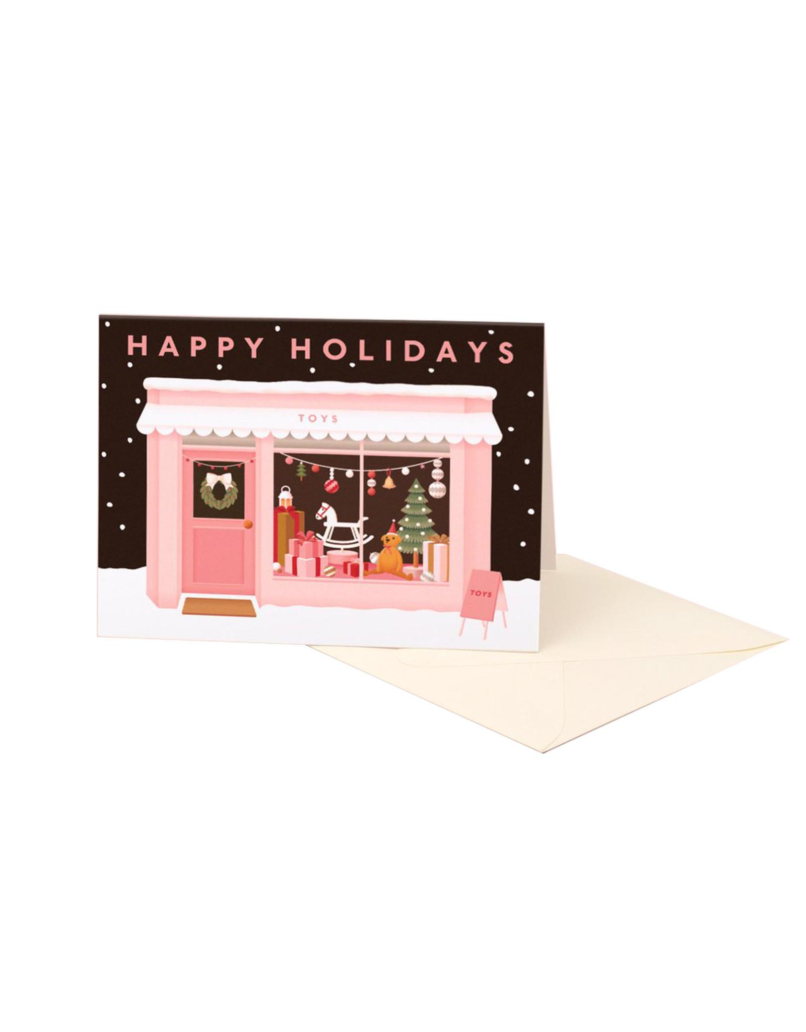 Clap Clap Toy Store Front Card Set