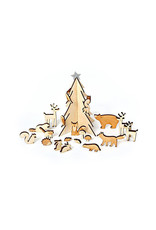 Meri Meri Winter Woodland Advent Calendar