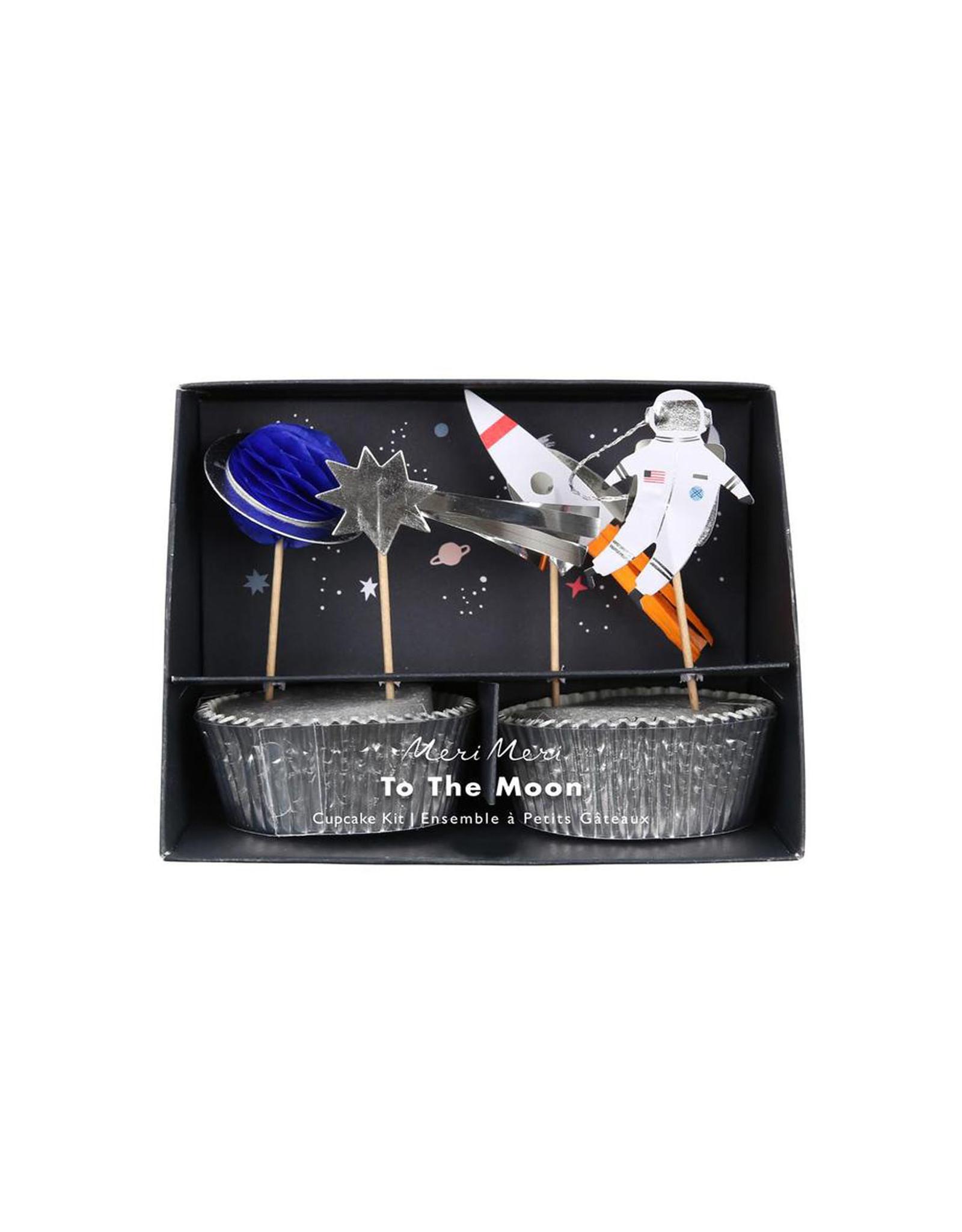 Meri Meri Cupcake Kit Space