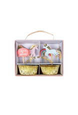 Meri Meri Cupcake Set, I Believe in Unicorns