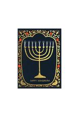 Red Cap Hanukkah Gold Box