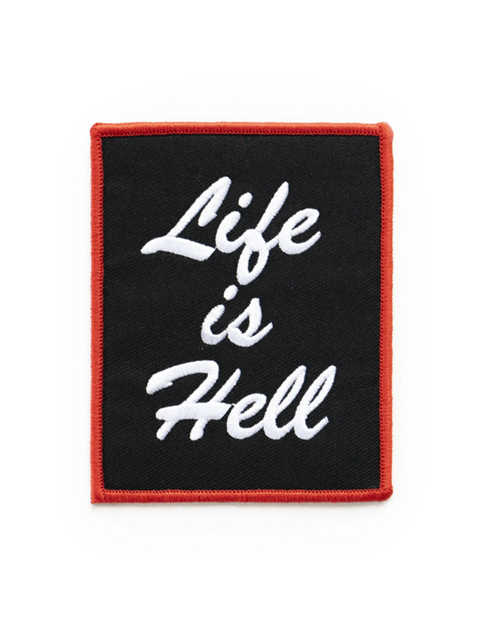 No Fun Life Is Hell Patch