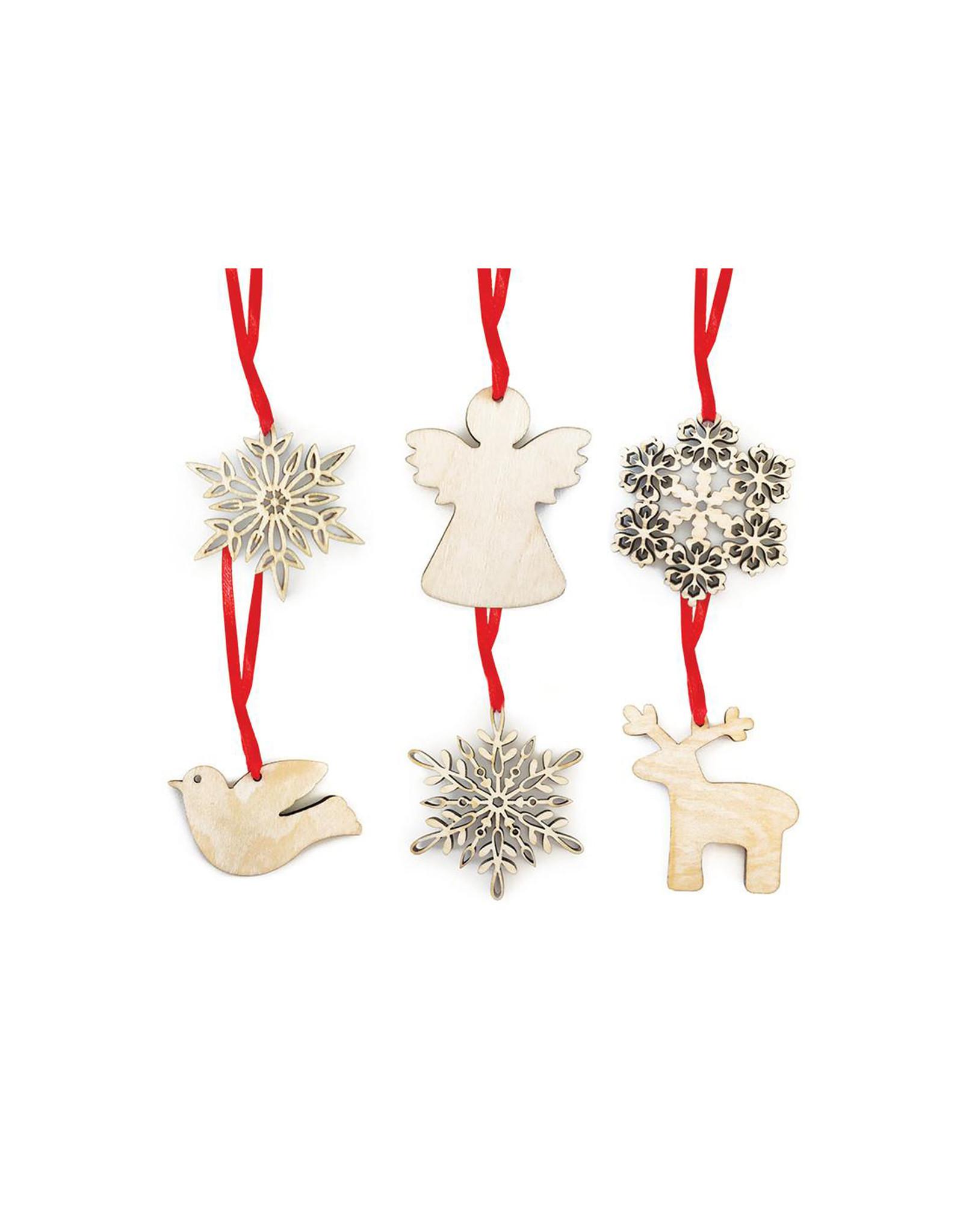 Teroforma Bottle Neck Mini, Nice, Holiday Ornaments