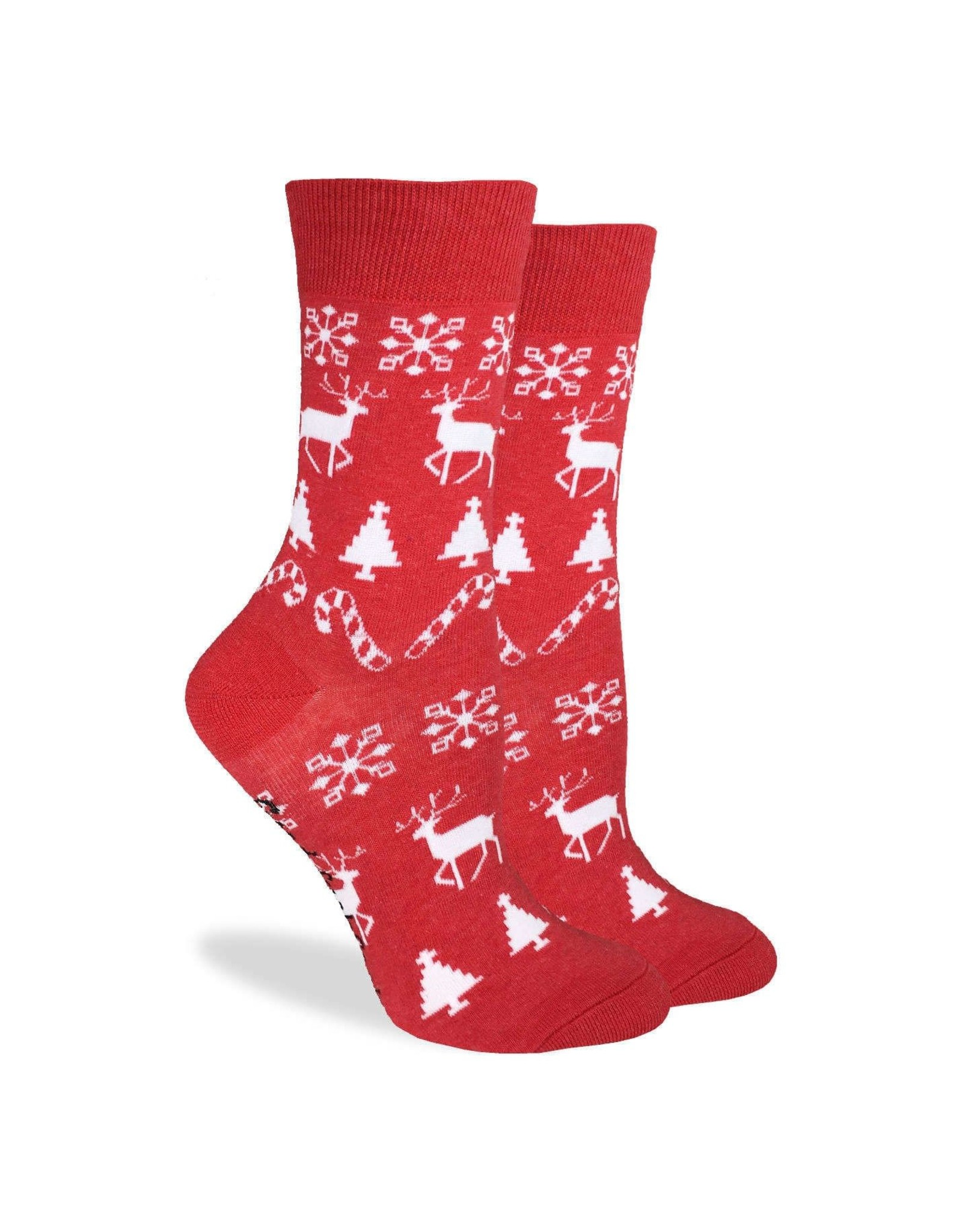 Good Luck Sock Women's Christmas Holiday Socks
