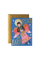 Rifle Paper Co. Peace on Earth Angel Card