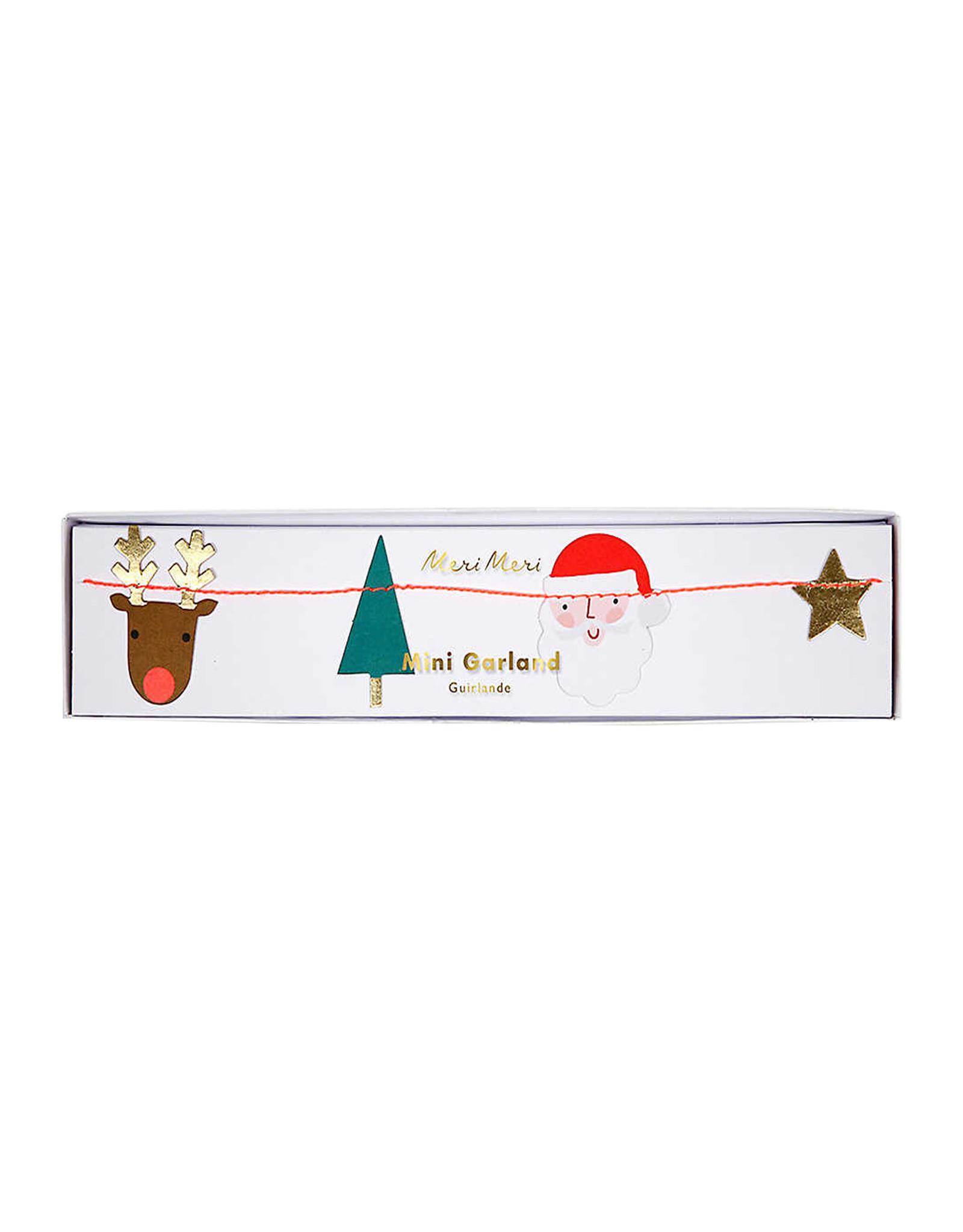 Meri Meri Christmas Mini Garland