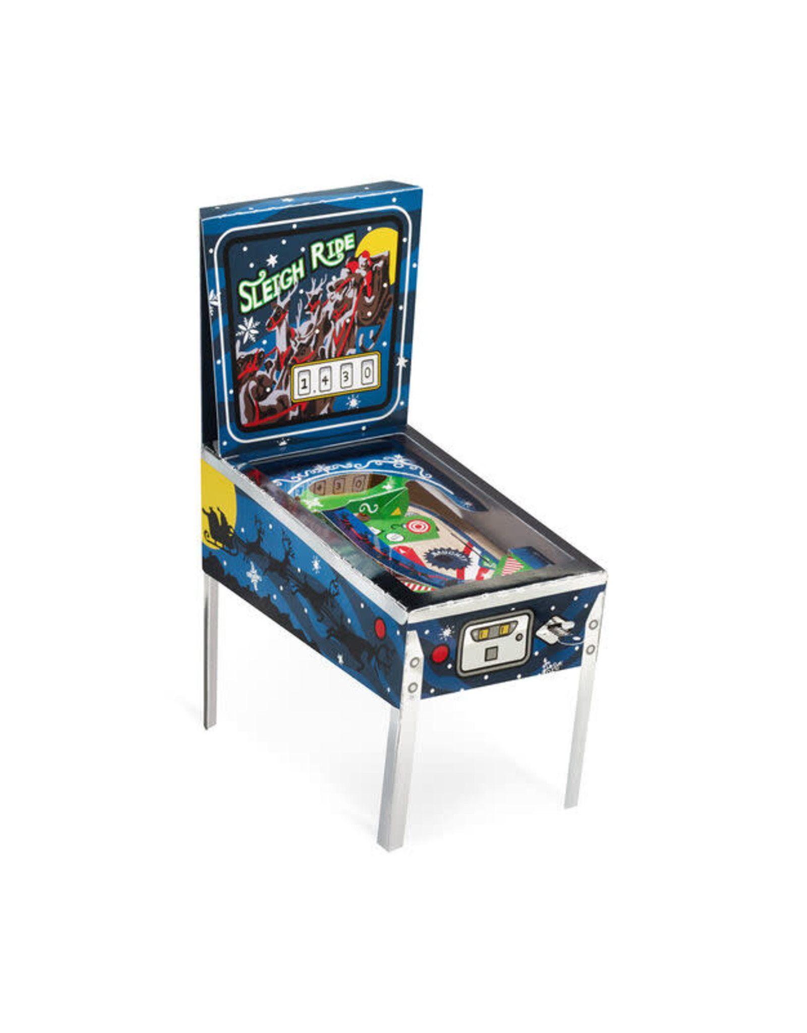 Kelly Pinball Holiday Box of 8, MoMA