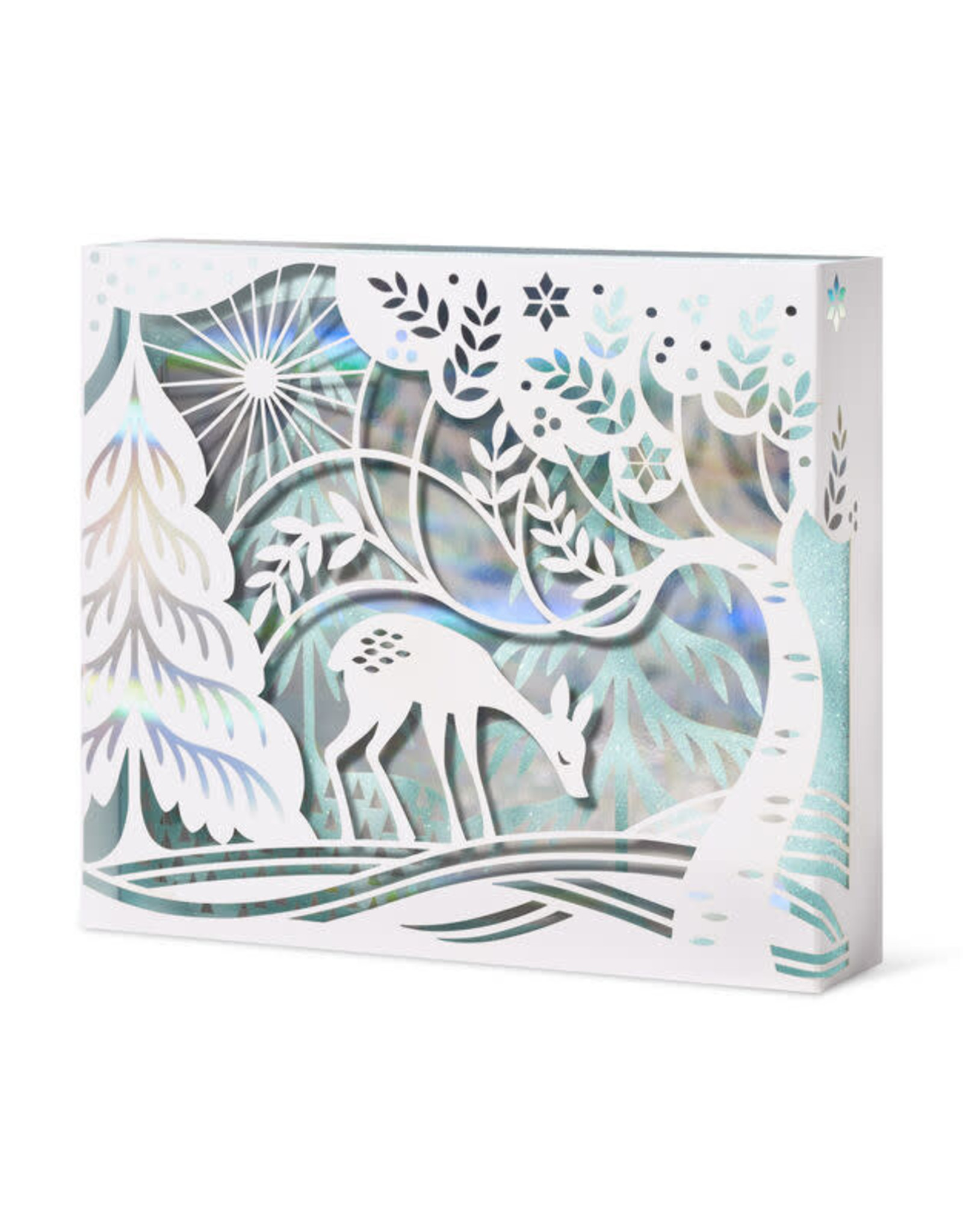 MoMA Boxed Card Set, Fawn in the Frost