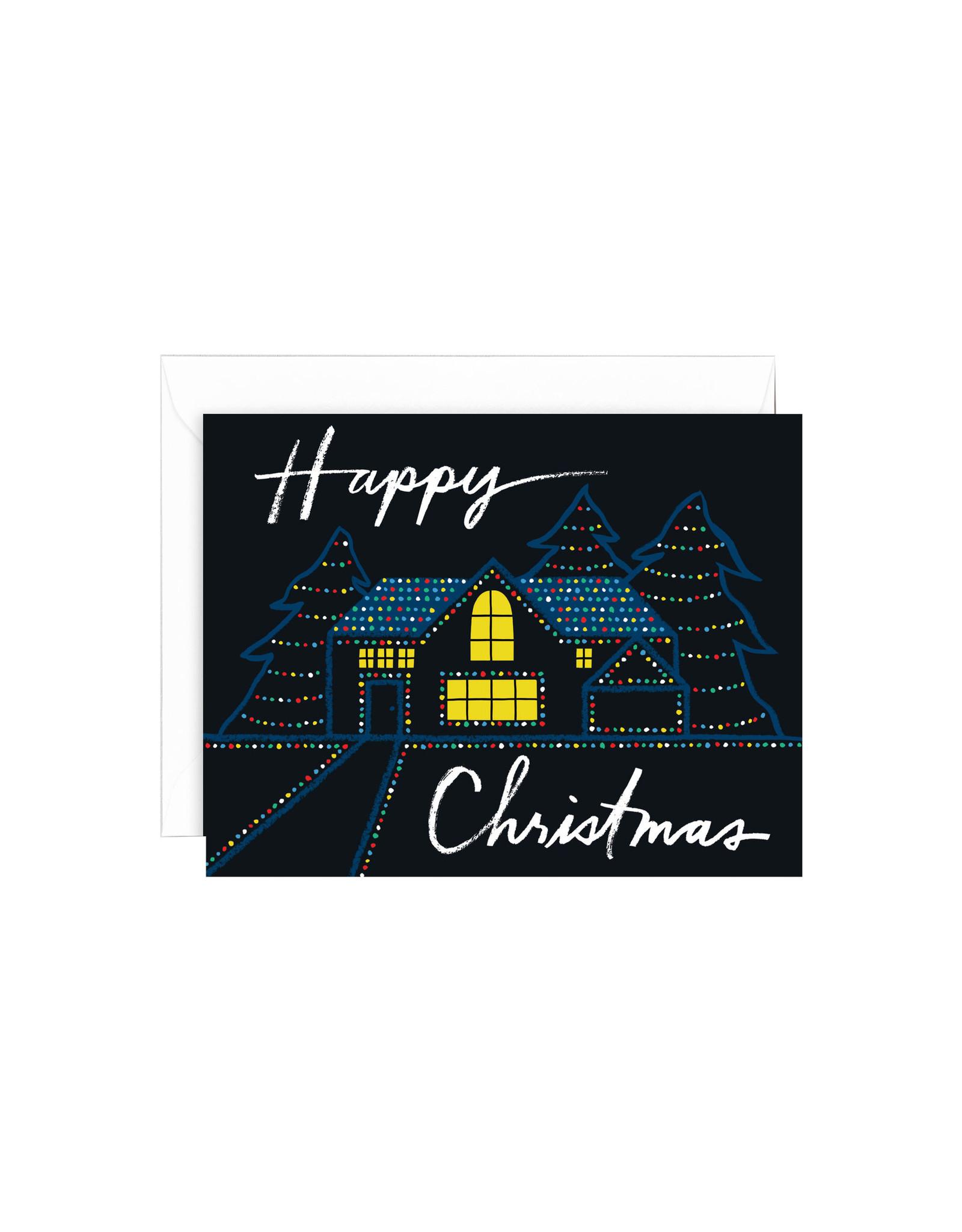 Wrap Card, Holiday House