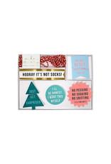 Meri Meri Festive Gift Tags, Christmas