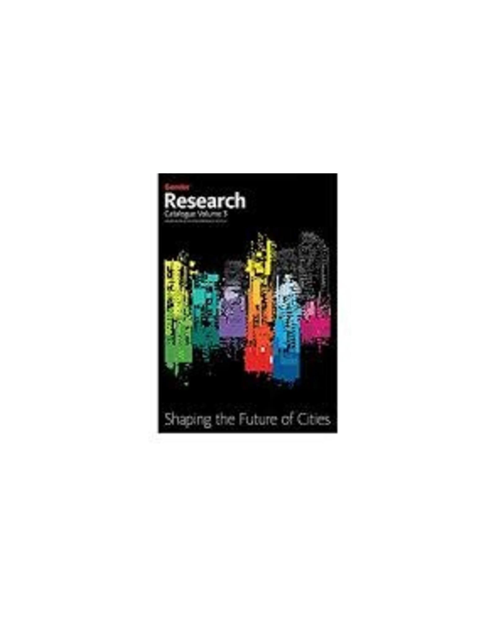 Gensler Research Catalogue Volume 3