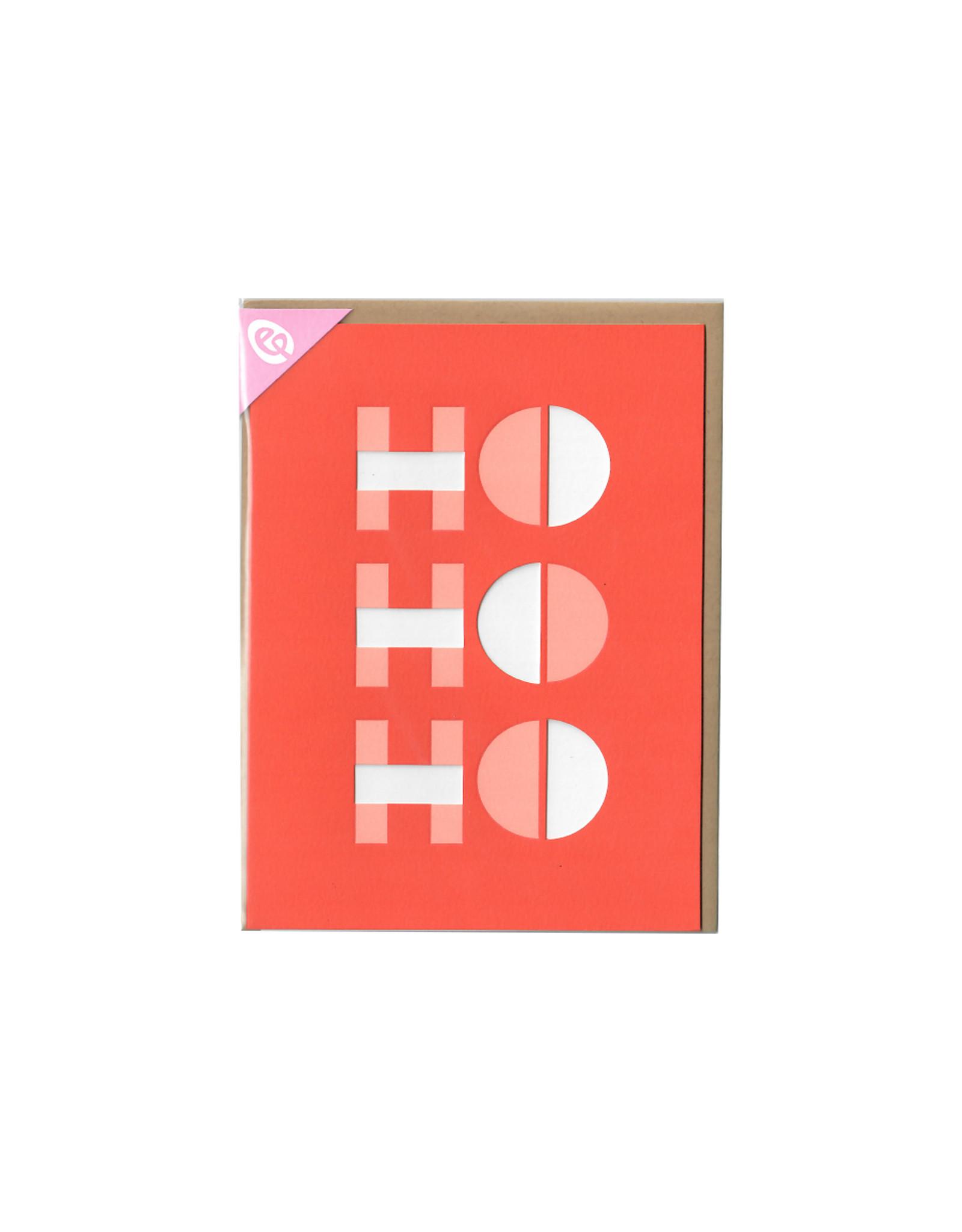 Egg Press Ho Ho Ho Optical (Individual)